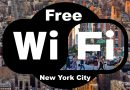 Free Internet and WiFi Access in NYC