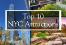 Top Ten Best Attractions in NYC